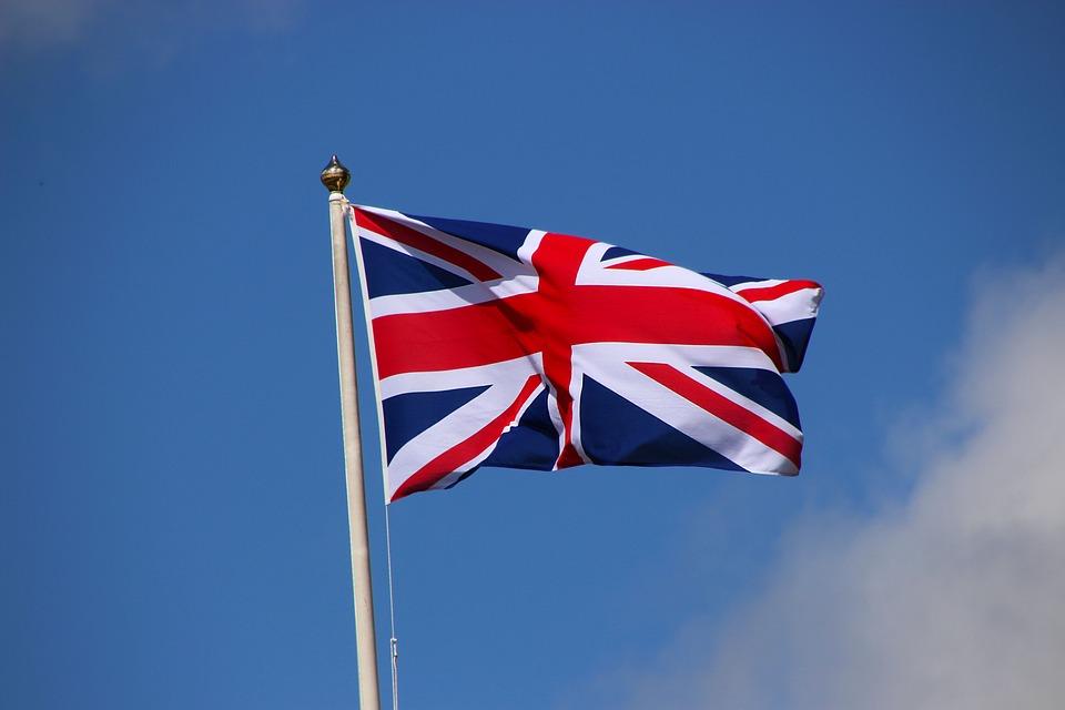 En este momento estás viendo El origen de la bandera de UK