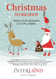 Lee más sobre el artículo Conoce nuestro Christmas Workshop