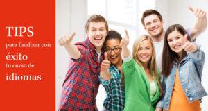 Lee más sobre el artículo Tips para finalizar con éxito tu curso de idiomas